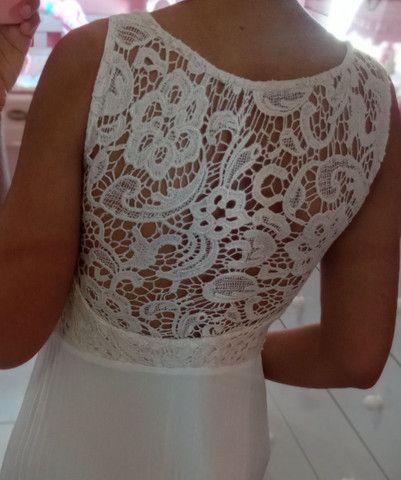 Vestido para pré wedding/casamento - Foto 2