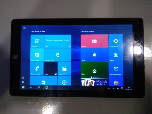 Tablet  Híbrido M8W  Windows 10