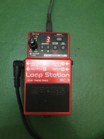 pedal loop rc-3 boss - Foto 3