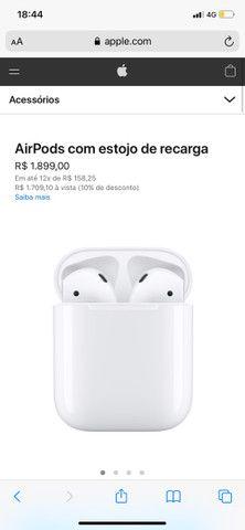 AirPods Apple 2 Geração  - Foto 2