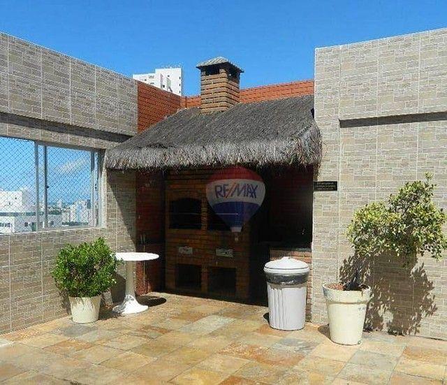 Apartamento com 2 dormitórios à venda, 60 m² por R$ 320.000,00 - Aflitos - Recife/PE - Foto 10
