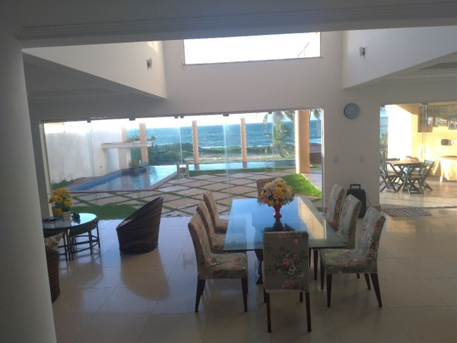 Casa TOP frente à praia 4 suítes em Salvador (Não é vilage) - Foto 5