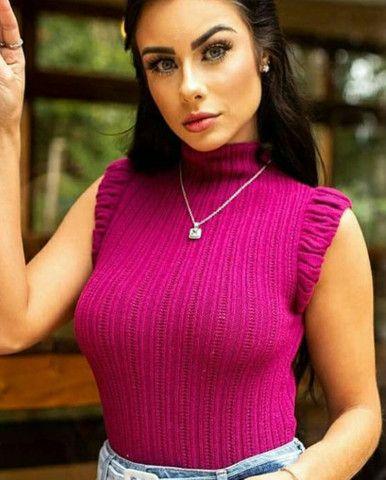 Blusas femininas - Foto 6