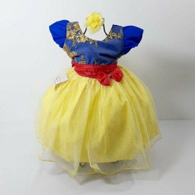 Vestido Infantil - Últimas Unidades  - Foto 4