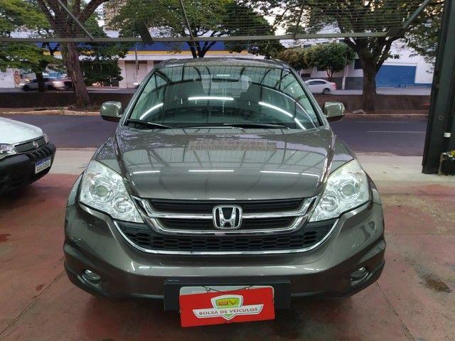 Honda CRV EXL 2.0 Cinza - Foto 2