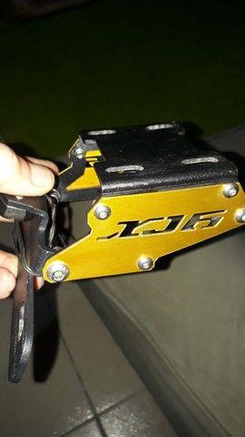 Moto Eliminador de rabeta xj6