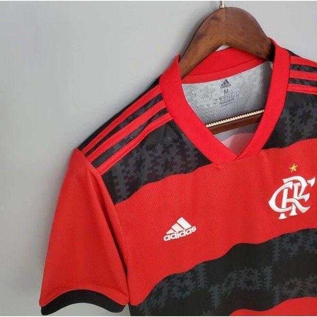 Camisa Tailandesa Flamengo 21/22 - Foto 5