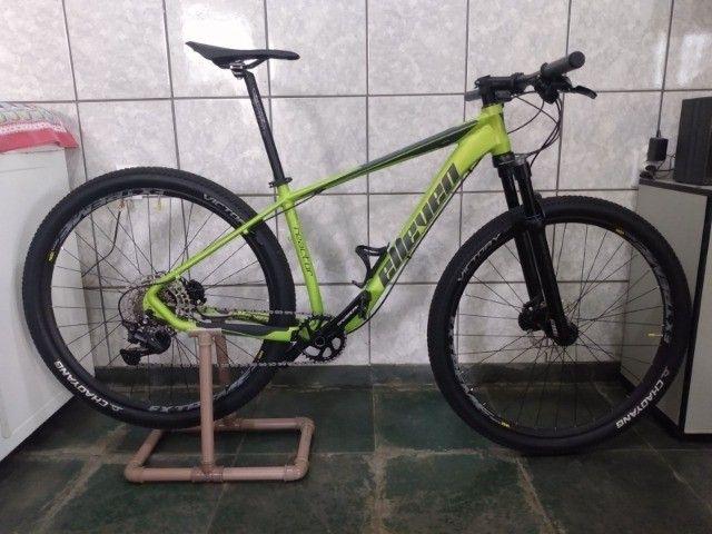 Bicicleta MTB Elleven Reactor 10x1 Deore M4120 - Tamanho 17