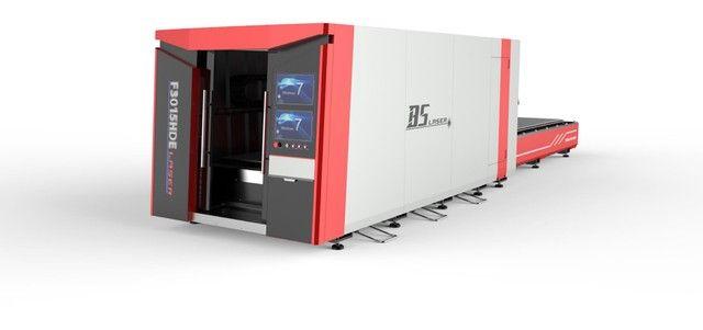 LASER Fibra  1.500w Baisheng Laser Pronta Entrega  - Foto 2