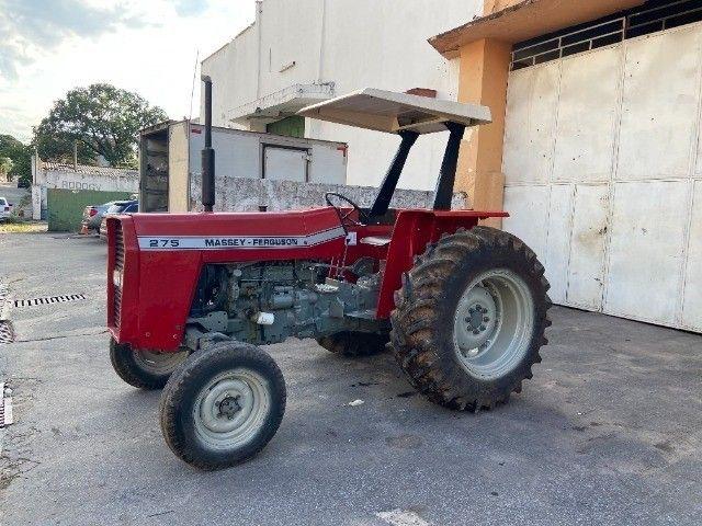 Vendo Trator Massey Fergunson 275