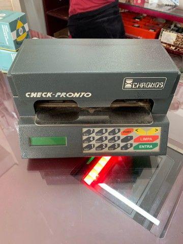 Impressora de cheque pronto