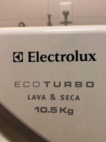 Lavadora e secadora Eletrolux LSE11 - Foto 4