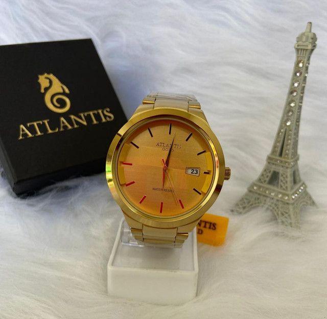 Relógio Atlantis - Foto 5