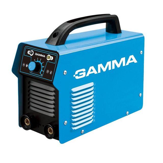 Máquina Inversora de Solda Gamma (Nova)