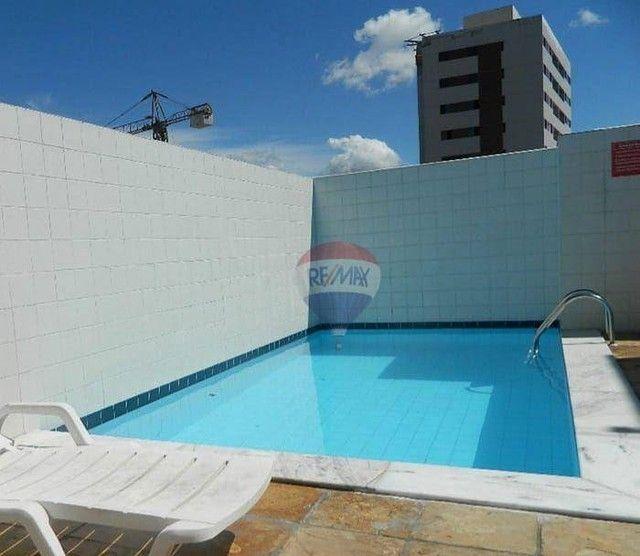Apartamento com 2 dormitórios à venda, 60 m² por R$ 320.000,00 - Aflitos - Recife/PE