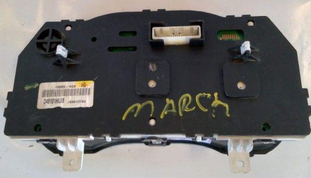 Painel de Instrumentos Nissan March - Foto 2