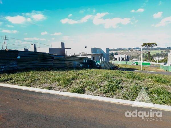 Terreno em condomínio no Condomínio Reserva Ecoville - Bairro Contorno em Ponta Grossa - Foto 3