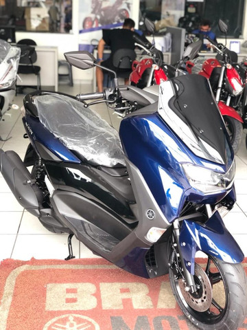 NMAX 160  2021/2021 Braga Motos Yamaha Manaus