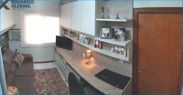 Casa em Condomínio, 3 dormitórios, suíte, 2 banheiros e lavabo, 127,40m², Sapucaia - Foto 10