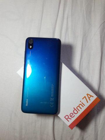REDMI 7A 32gb pouco usado - Foto 2