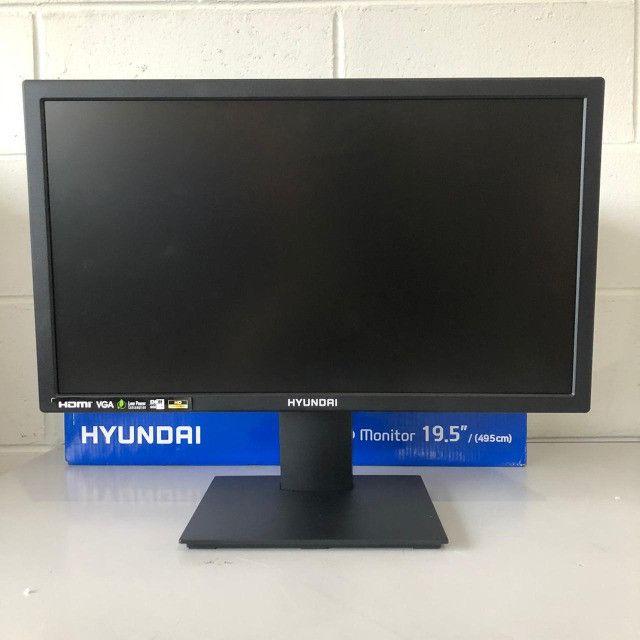 Monitor Hyundai Led 19.5(49.5cm) - Foto 3