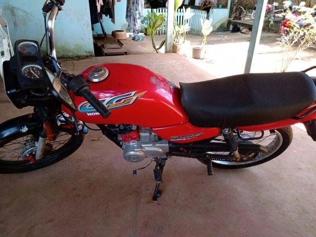 Moto cg 99