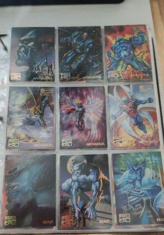Cards Colecionaveis de Super Herois - Foto 3