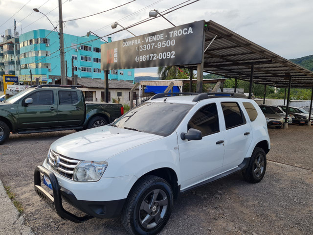 Renault Duster Expression 1.6 - 2013