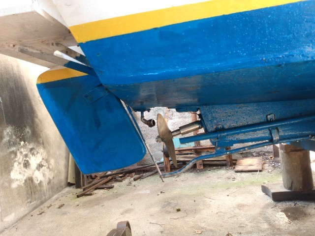 Barco de pesca - Foto 2