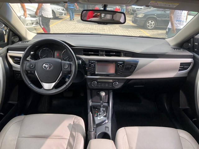 Corolla XEI  (cvt) 2.0 2016  (Sugestão de financiamento R$ 20,000 ent + parc R$ 967,16) - Foto 6