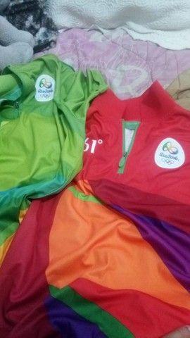 Vendo camisa das olimpíadas 2016 - Foto 3