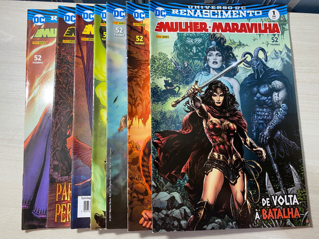 HQs Marvel e DC  - Foto 3