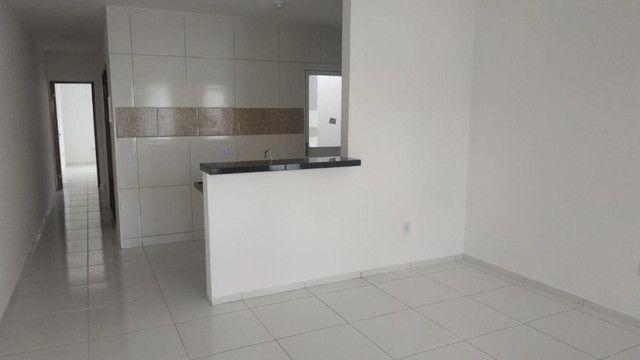WG 2 dormitórios, 2 banheiros, 2 vagas de garagens, terreno 5,5m x 28m. - Foto 4