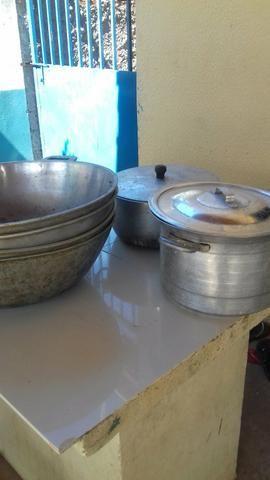 Palelas grades de fazer arroz