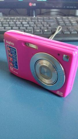 Maquina fotografica Sanyo