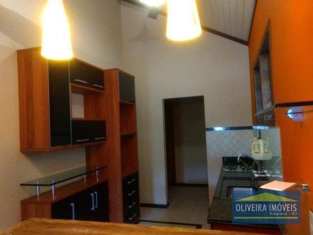 Casa fora de condomínio Petrópolis, Itaipava - Foto 18