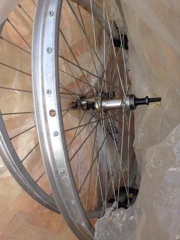 Aro de alumínio bike