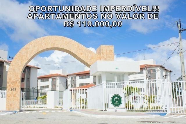 Imperdível!!! Apartamentos R$ 110.000,00 (Granville Residence)