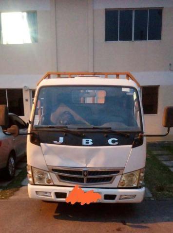 Caminhão Effa JBC 3.2 Cooler 2011 Diesel Completo Km 18.500 R$ 35.000.00