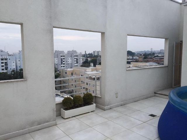 Linda Cobertura Duplex, 02 suítes, 02 garagens, próx. ao Centro - Foto 19