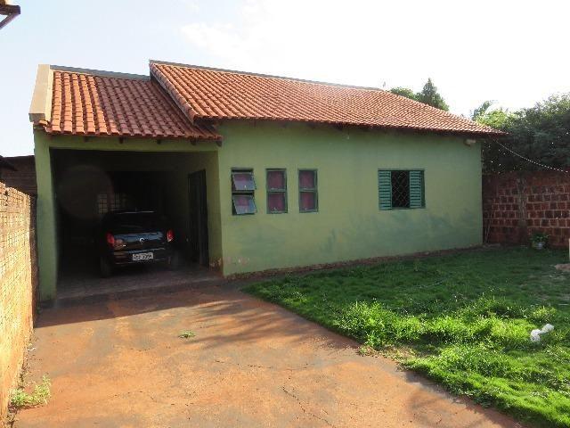 Casa 02 quartos no Jardim Maracanã - Dourados MS