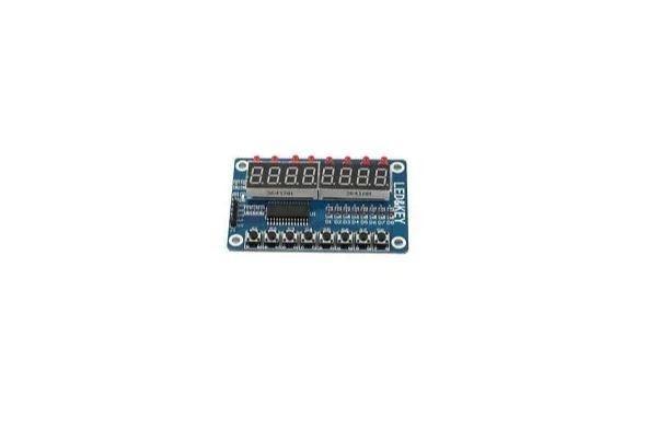 COD-AM57 Display Digital Led 8 Bits Vermelho Arduino Robotica Automação - Foto 2