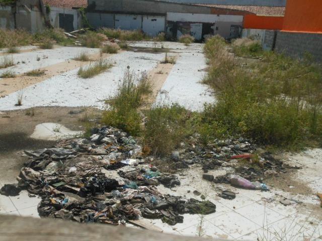 (Genival) Alugo Terreno 1000 m² + Construção - Plano em Avenida Comercial - Foto 3