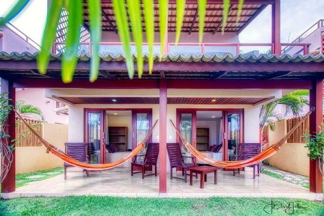 Casa luxuosa com jacuzzi e vista para o mar no Pipa Beleza Spa Resort - Foto 3
