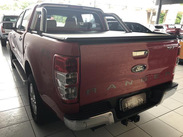 Ford Range XLT 3.2 turbo diesel ano 2015 km 136.000 - Foto 6