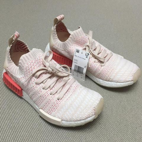c158a166231 Tenis Adidas NMD R1 STLT PK womens tamanho 37 Brasil feminino