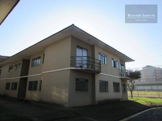 F-AP0912 Apartamento com 2 dormitórios à venda, 45 m² por R$ 129.000 - Fazendinha-Curitiba