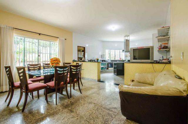 Bela casa no Park Way quadra 8 com 4 suítes + Loft com 2 quartos - SMPW 8 - Foto 18