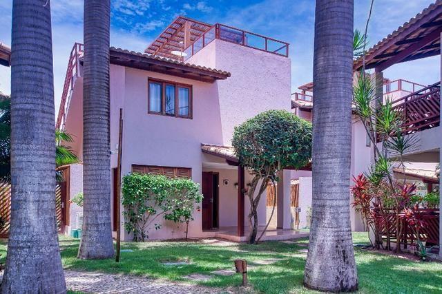 Casa luxuosa com jacuzzi e vista para o mar no Pipa Beleza Spa Resort