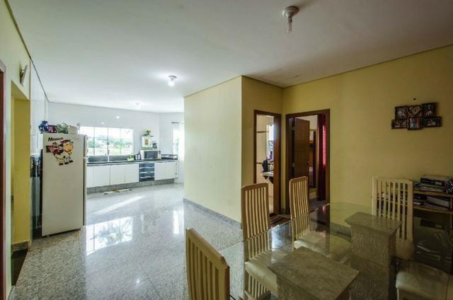 Bela casa no Park Way quadra 8 com 4 suítes + Loft com 2 quartos - SMPW 8 - Foto 17